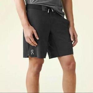 On Hybrid Running Shorts